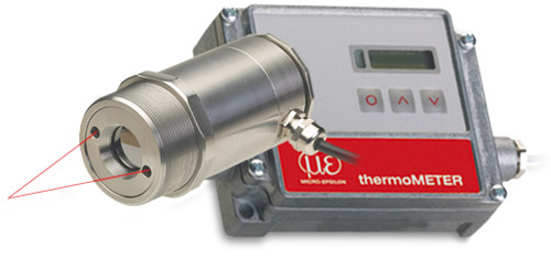 thermometer CTVM- 1HSF/CF-C3 Micro Epsilon