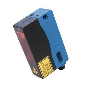 Laser distance sensors (time-of-flight)